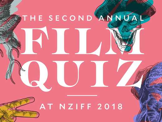The 2018 Auckland Film Quiz