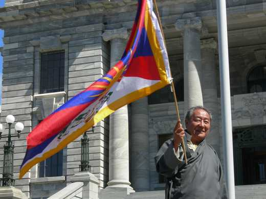 TEAM TIBET: Home away from Home